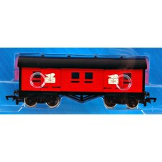 Bachmann Trains Thomas and Friends Mail Car, Red, HO Scale Train   563298379