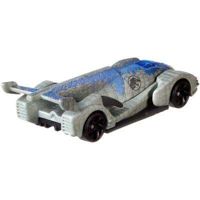 Hot Wheels Jurassic World Velociraptor Blue, Vehicle   566808220