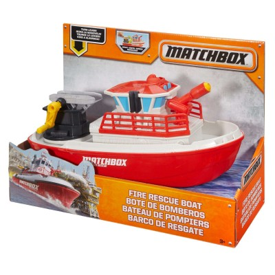Matchbox Fire Rescue Boat   565266588