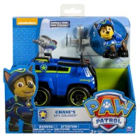 Paw Patrol Chase's Spy Cruiser, Vehicle and Figure   553943479