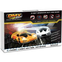 DMX Exclusive Revolutionary Pro Slot Car Racing Package   550573256