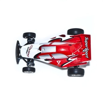 Aleko 1:52 RCC912009DRED R/C Mini Buggy, Red