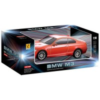 BMW M3, 1:18 R/C Car, Red   554635810