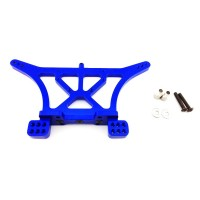 Traxxas Stampede 1:10 Aluminum Alloy Rear Shock Tower Hop Up Upgrade, Blue by Atomik RC - Replaces Traxxas Part 3638