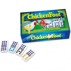 ChickenFoot - Double 9 Dominoes   563221036
