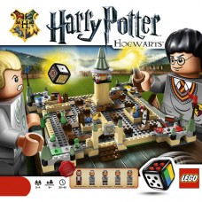 LEGO Games Systems Harry Potter Hogwarts   070069147