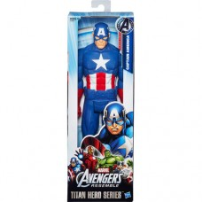 Marvel Comics Avengers Titan Hero Captain America   551643549