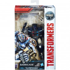 Transformers: The Last Knight Premier Edition Deluxe Barricade   557815738