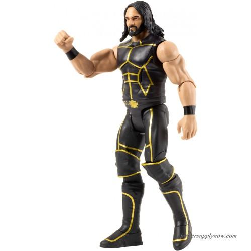 """6/"""" Mattel WWE Tough Talkers Seth Rollins Figure"""