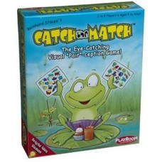 Catch the Match - The Eye-Catching Visual Pair-ception Game!