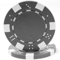 11.5 Gram Casino Poker Striped Chips   554232338