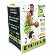 17-18 Panini Essentials Basketball Value Box Trading Cards   569930667