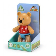 Early Learning Centre Toybox Ted Bear Baby Toy
