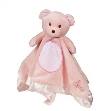 Pink Bear Lil Snuggler - Baby Stuffed Animals by Douglas Cuddle Toys (1421)