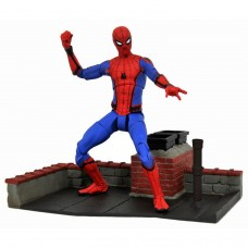 Marvel Select Spider-Man: Homecoming Spider-Man Action Figure