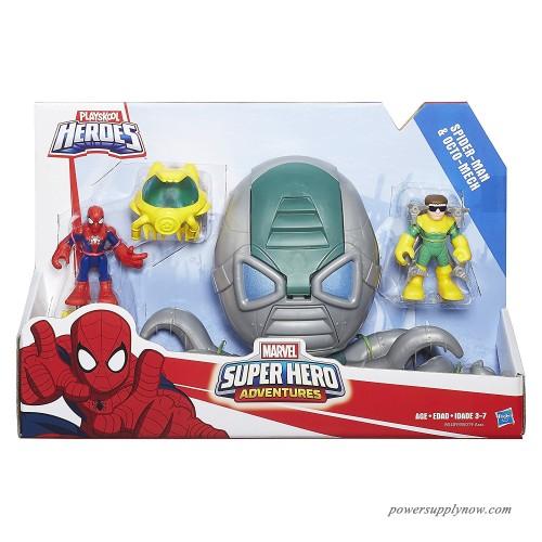 Spiderman /& Cycle Marvel Super Hero Adventures