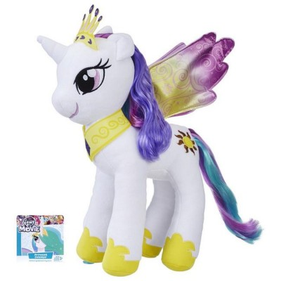 Hasbro HSBE0034 My Little Pony Large Soft Plush Assorted - Set of 6