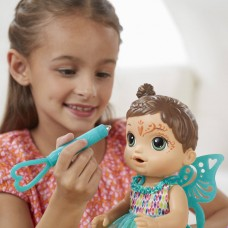 Baby Alive Face Paint Fairy - Brunette Hair   558254828