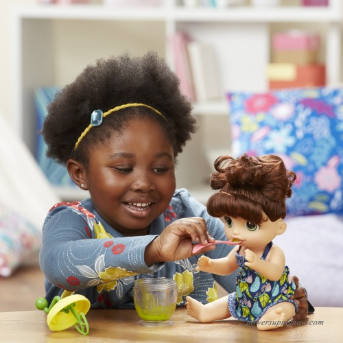 Baby Alive Sweet Spoonfuls Baby Doll Girl BR