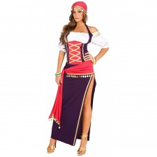 Gypsy Maiden Adult Costume - Medium   556317320