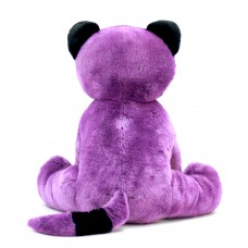 "Holiday Time 22"" Large Stuffed Purple Raccoon Plush Toys   564236968"