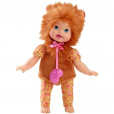 Little Mommy Dress Up Cuties Snuggly Lion Cub Doll   552667192