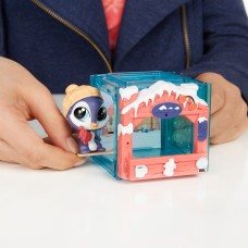 Littlest Pet Shop Mini Style Set Parker Waddleton   553449725