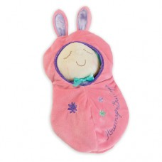 Manhattan Toy Snuggle Pods Hunny Bunny Baby Doll   550164055
