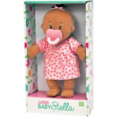 "Manhattan Toy Wee Baby Stella Beige 12"" Soft Baby Doll   557358735"