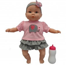 "My Sweet Love 12.5"" My Cuddly Baby with Sound Assortment   554642057"