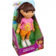 Nickelodeon Dora the Explorer Everyday Adventures Explorer Dora Doll
