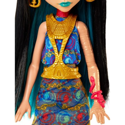Monster High Music Class Cleo De Nile Doll & Accessory   556736123