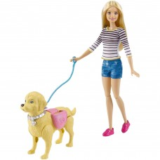 Barbie Walk & Potty Pup Doll   556736121