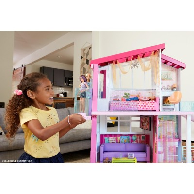 NEW Barbie DreamHouse Playset with 70+ Accessory Pieces 569045981