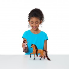Spirit Riding Free Collector's Series Doll & Horse Set - Lucky and Spirit
