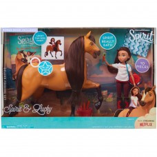Spirit Riding Free Spirit & Lucky Deluxe Feeding Set   564289451