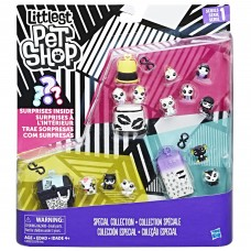 Littlest Pet Shop Black & White Pet Pack   564401748