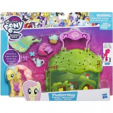 My Little Pony Friendship is Magic Fluttershy Cottage Playset   556998138