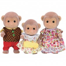 Calico Critters Mango Monkey Family   568379917