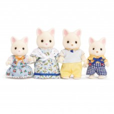 Calico Critters Silk Cat Family   568379952