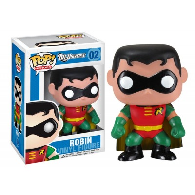 FUNKO POP! HEROES: DC UNIVERSE - BATMAN AND ROBIN   552916427