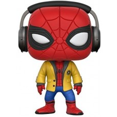 FUNKO POP! MOVIES: Marvel - Spider-Man Home Coming - Spider-Man with Headphones   565481866