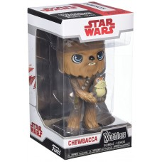 FUNKO WOBBLER: STAR WARS EP8 - THE LAST JEDI - CHEWBACCA   565569561