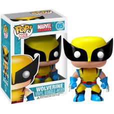 Funko Pop! Marvel Wolverine Vinyl Bobble Head   553320448