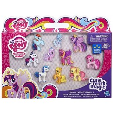 My Little Pony Friendship is Magic Princess Twilight Sparkle and Friends Mini Collection   554359712