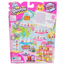 Shopkins Series 8 Wave 2, 5 Pack   564133518