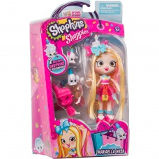 Shopkins Shoppies Doll Single Pack - Makaella Wish   565916508