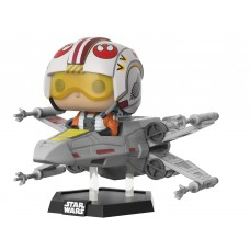 Funko POP! Deluxe: Star Wars - Luke with X-Wing   565647140