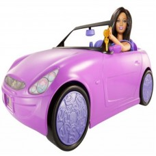 Barbie So in Style Convertible Vehicle   551293992