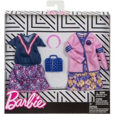 Barbie Varsity Fashion 2-pack   565522884